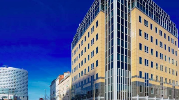 Warsaw Corporate Center / WCC, Emilii Plater street , Centrum, Warsaw