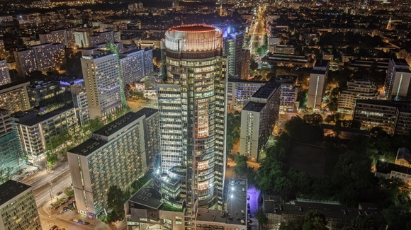 Spektrum Tower, Twarda street , Centrum, Warsaw